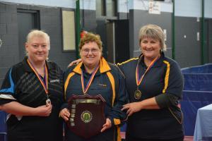 Womens A Grade Winners Murray Bridge