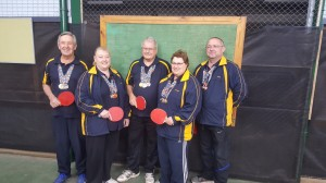 Alice Springs Masters Games 2016 Murray Bridge Team